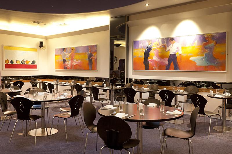 BRAZZ Restaurant in Taunton, Somerset
